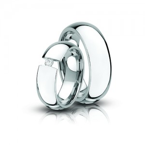 Prémium minőségű acél karikagyűrű